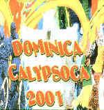 DOMINICA CALYPSOCA 2001