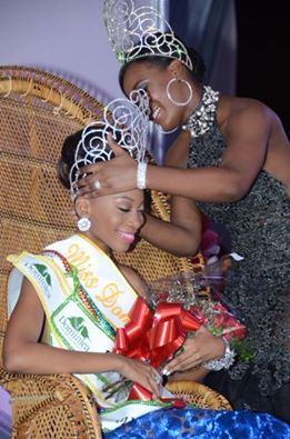 Miss Dominica 2015
