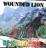 Wounded Lion by De HURRICANE