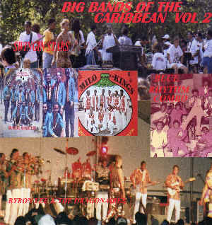 Big Bands of the Caribbean Vol 2