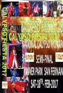 2017 Calypso Fiesta DVD