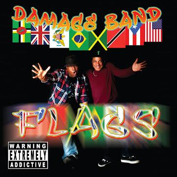 Flags 2015 by Damage Band