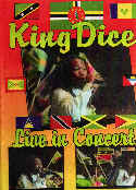 KING DICE DVD