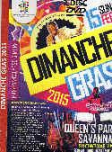 2015 Dimanche Gras DVD