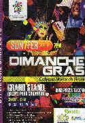 2016 Dimanche Gras DVD