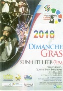 2018 Dimanche Gras DVD
