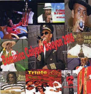 Dominica Calypso Bouyon 2016