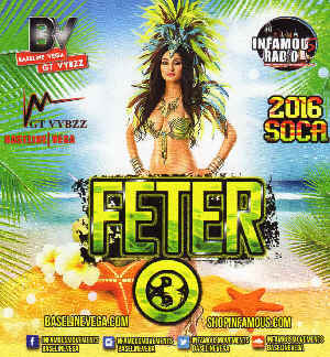 Feter Soca Mixes 2016