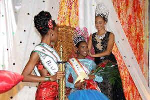 Miss Dominica 2014