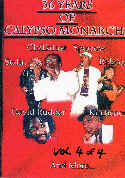 36 YRS CALYPSO MONARCH V4 DVD