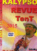 2015 Kalypso Revue Tent 2DVDs