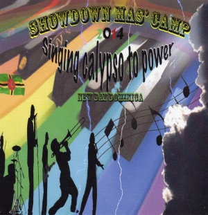 Showdown Mas Camp Calypso 2014