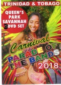 2018 Soca Drome & Parade of Bands 3DVDs
