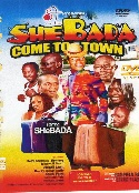 SheBada Come To Town DVD
