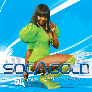 SOCA GOLD 2012 CD