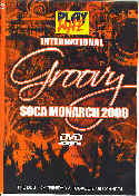 Int'l Groovy Soca Monarch DVD 2009