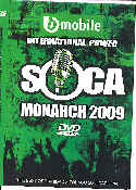 Int'l Power Soca Monarch DVD 2009