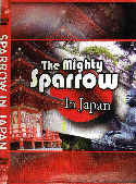 SPARROW IN JAPAN DVD