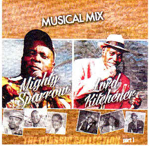 Kitchener/Sparrow Soca Mix Collection