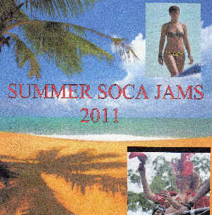 SUMMER SOCA JAMS 2011 CD