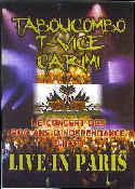 T-vice/Carimi/Tabou Live DVD