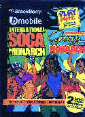 Int'l Power & Groovy Soca Monarch DVD 2010