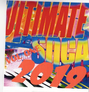 ULTIMATE SOCA 20198 VOL ONE